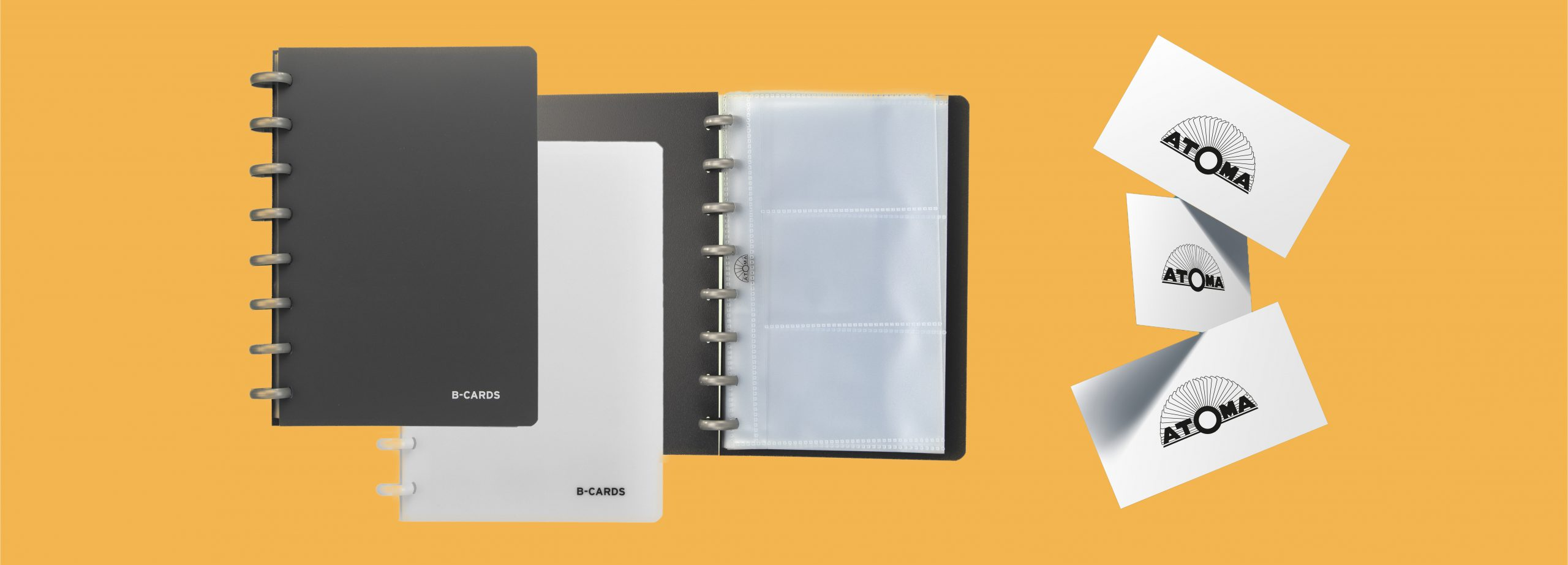 Atoma - Business Cards Holder