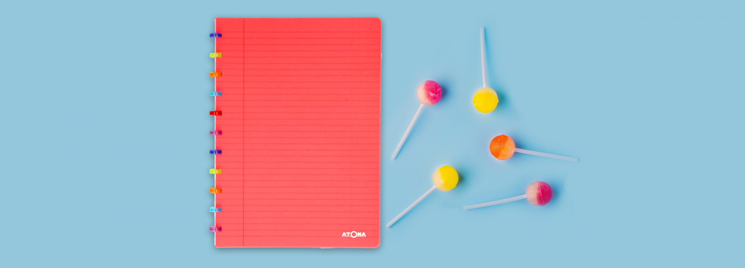Atoma - Album de présentation Tutti Frutti