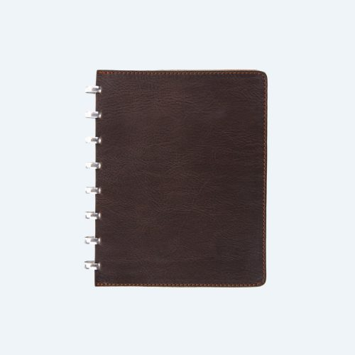 pur collection a5 brown