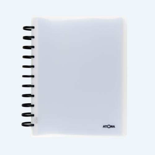 Show Album 100 sleeves A4 white