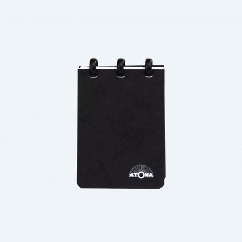 A7 cardboard black